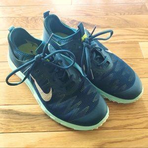 🌿 Nike Fi Bermuda Women's Golf Spikeless Shoes